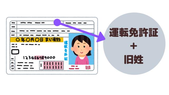 運転免許証への旧姓表記はどのタイミングで可能?費用・手続きのまとめ